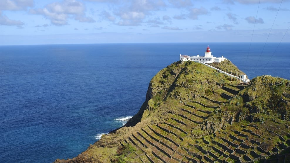 Azores Island Weather March