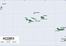9 Inseln der Azoren